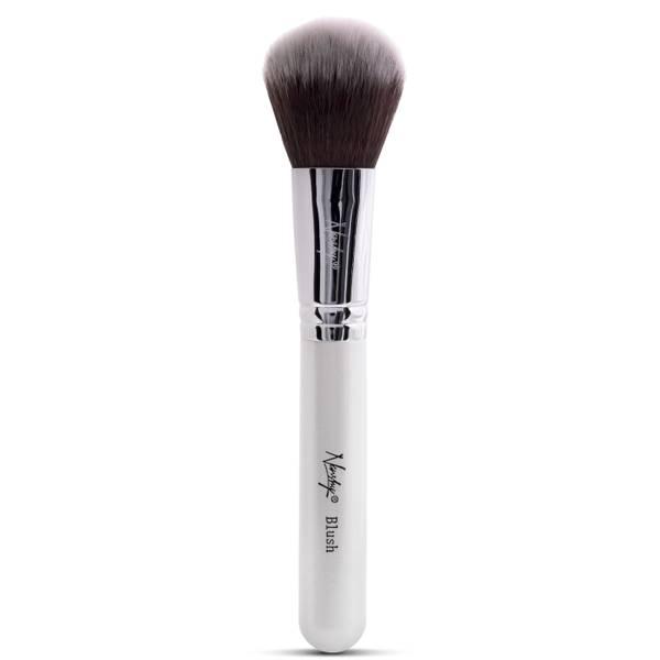 Nanshy Blush Brush - Pearlescent White