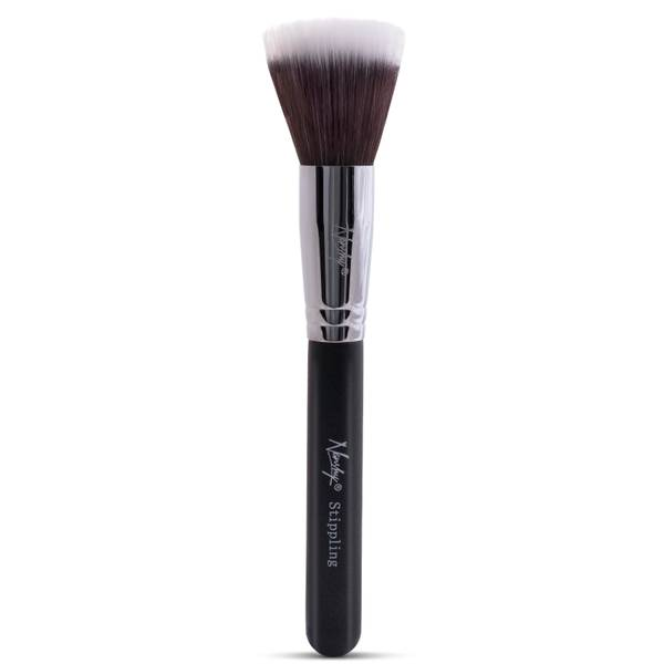 Nanshy Stippling Brush - Onyx Black