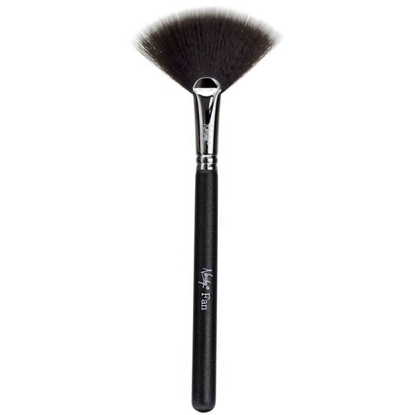 Nanshy Fan Brush - Onyx Black