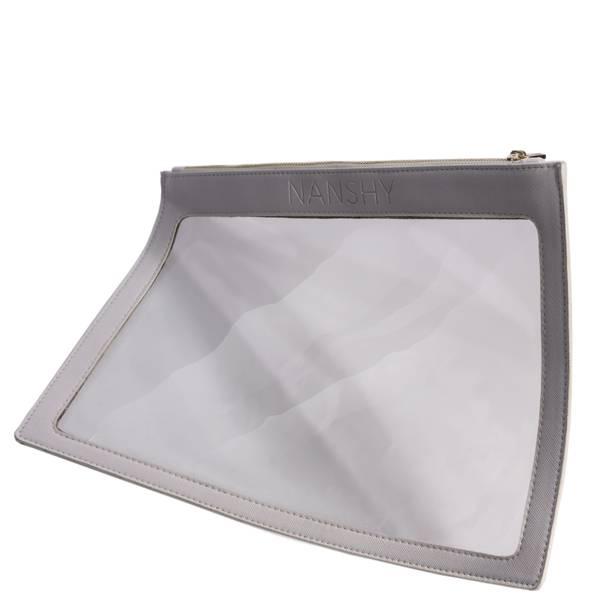 Nanshy Clear Pouch - White
