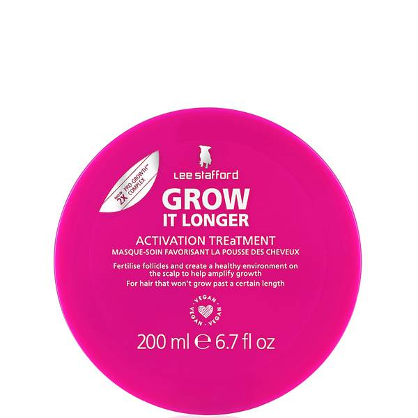 Lee Stafford Grow it Longer Treatment Mask 6.7 fl. oz