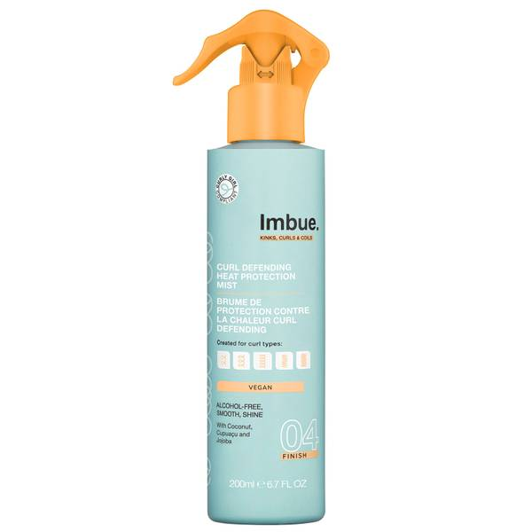 Imbue Curl Defending Heat Protection Mist 200ml
