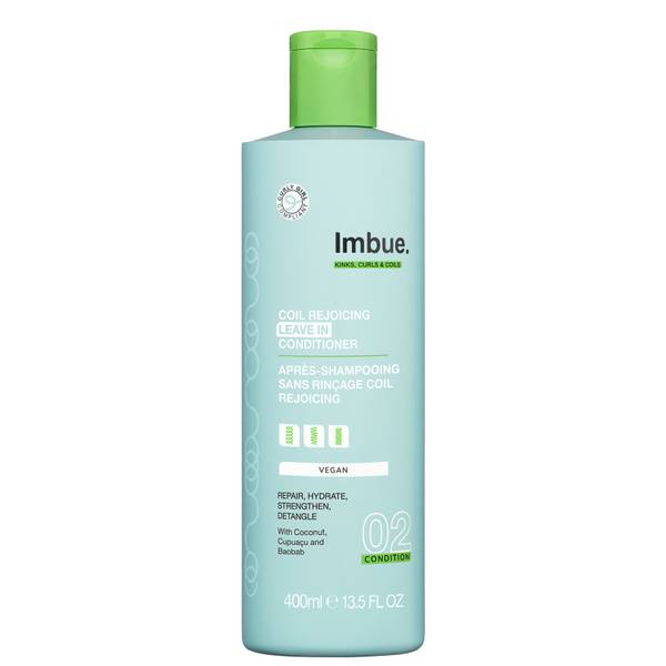 Imbue Coil Rejoicing Leave-in Conditioner 400ml