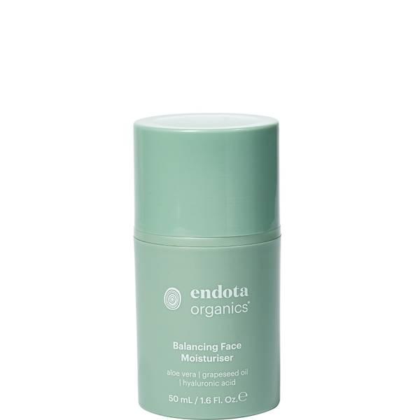 endota spa Organics Balancing Face Moisturiser 50ml
