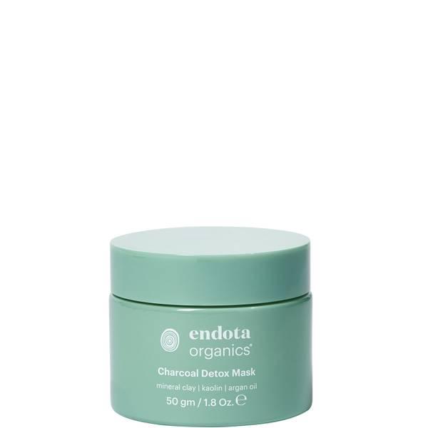 endota spa Organics Charcoal Detox Mask 50g