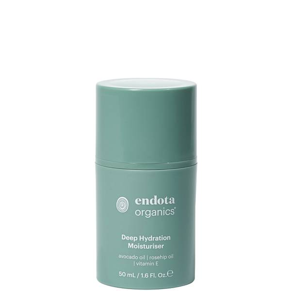 endota spa Organics Deep Hydration Moisturiser 50ml