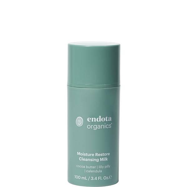 endota spa Organics Moisture Restore Cleansing Milk 100ml