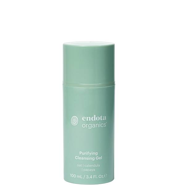 endota spa Organics Purifying Cleansing Gel 100ml
