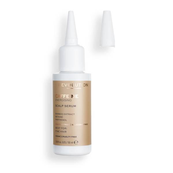 Revolution Haircare Caffeine Growth Scalp Serum for Fine Hair