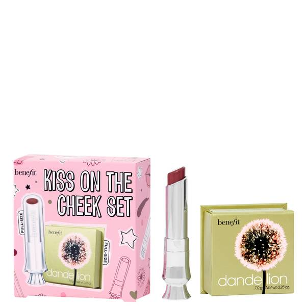 benefit Kiss on the Cheek Colour Lip Balm and Matte Bronzer Duo