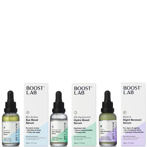Boost Lab Puffiness and Dark Circles Set