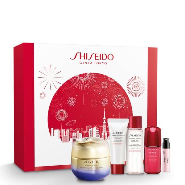 Shiseido Vital Perfection Holiday Kit (Worth £137.80)