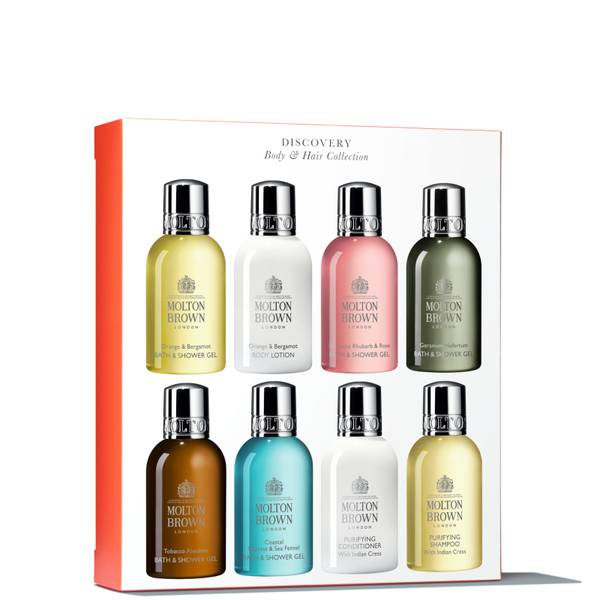 Molton Brown Discovery Body and Hair Gift Set