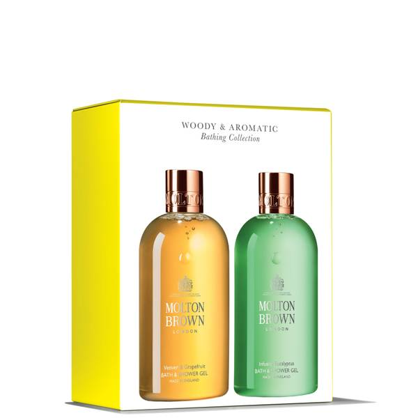 Molton Brown Woody and Aromatic Gift Set