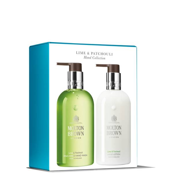 Molton Brown Lime and Patchouli Hand Gift Set