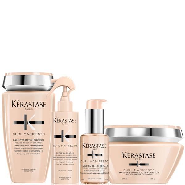 Kérastase Complete Care For Very Curly Hair Bundle