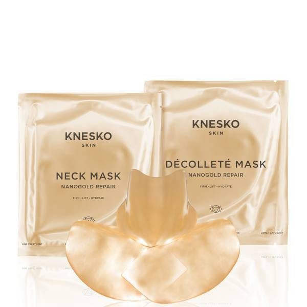 Knesko Skin Nanogold Repair Neck and Décolleté Mask 31ml