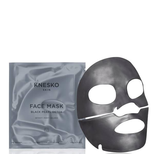 Knesko Skin Black Pearl Detox Face Mask 22ml
