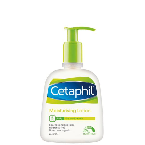 Cetaphil Moisturising Lotion (Various Sizes)
