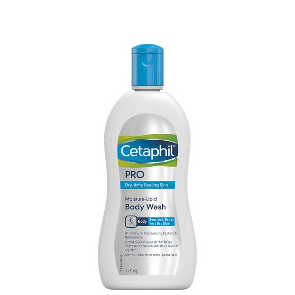 Cetaphil PRO Moisture-Lipid Body Wash 250ml