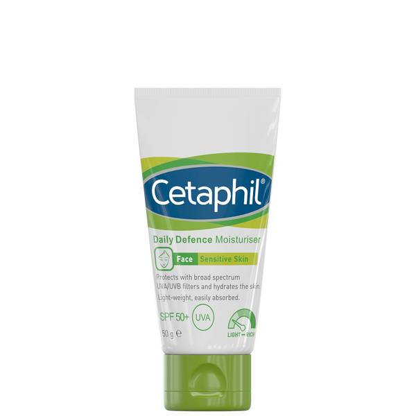 Cetaphil Daily Defence Moisturiser SPF50+ 50g