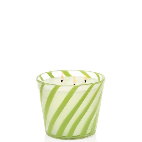 NEST Fragrances x Gray Malin Coconut and Palm 3-Wick Candle 600g