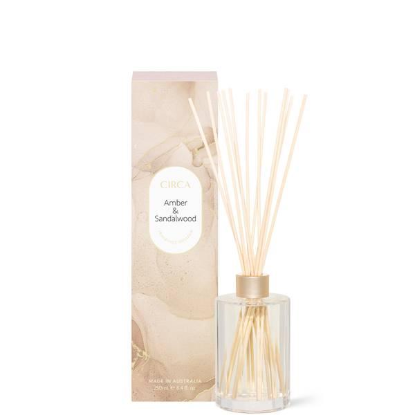 CIRCA Amber & Sandalwood Fragrance Diffuser 250ml