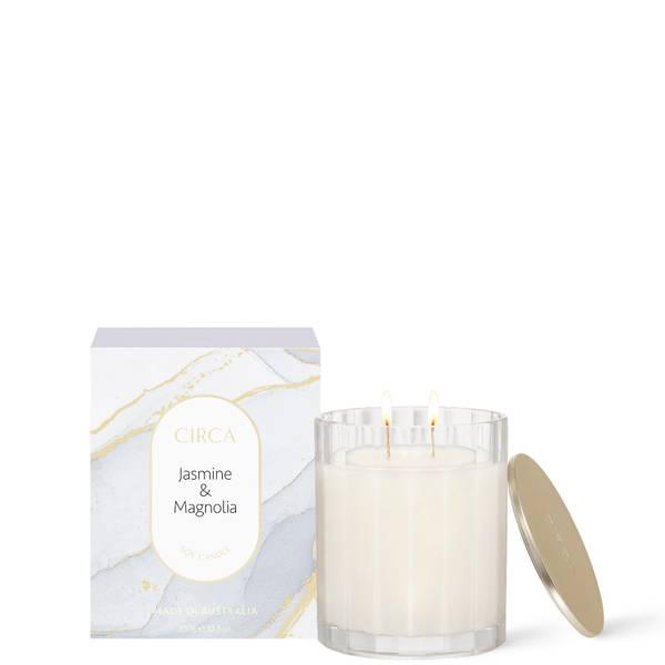 CIRCA Jasmine & Magnolia Scented Soy Candle 350g