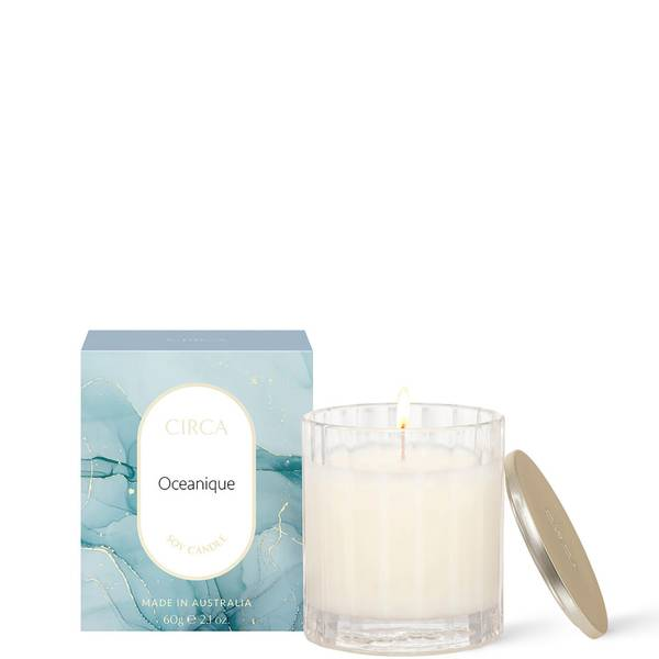 CIRCA Oceanique Scented Soy Candle 60g