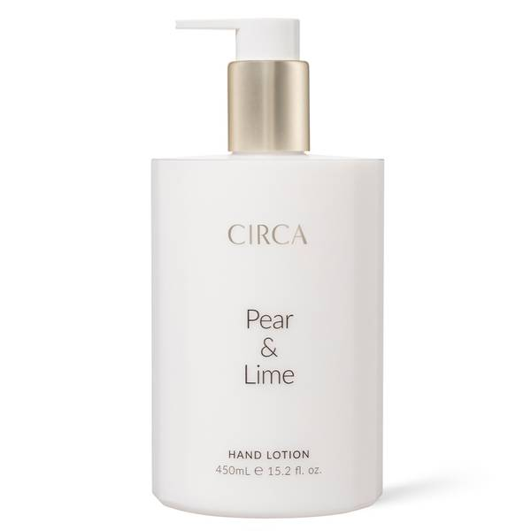 CIRCA Pear & Lime Hand & Body Lotion 450ml
