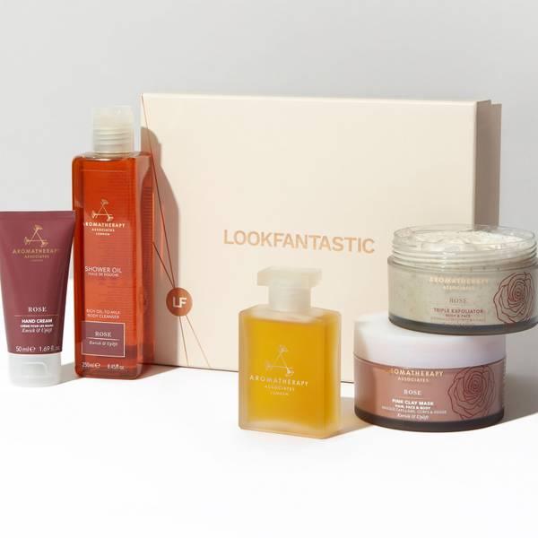LOOKFANTASTIC x Aromatherapy Associates Beauty Box (Worth £173)