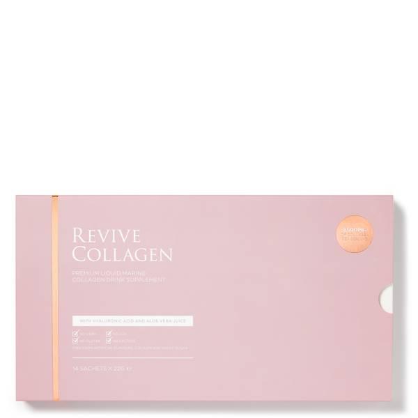 Revive Collagen Premium Liquid Hydrolysed Marine Collagen Drink - 14 Sachets