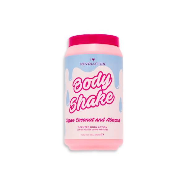 I Heart Revolution Tasty Shower Milkshake Vegan Coconut and Almond