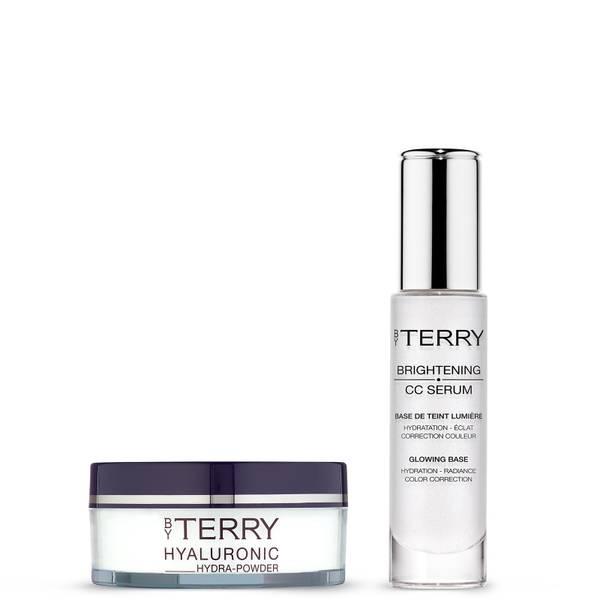 Набор By Terry Hyaluronic Hydra-Powder и Cellularose CC Serum - № 1 Безупречный свет