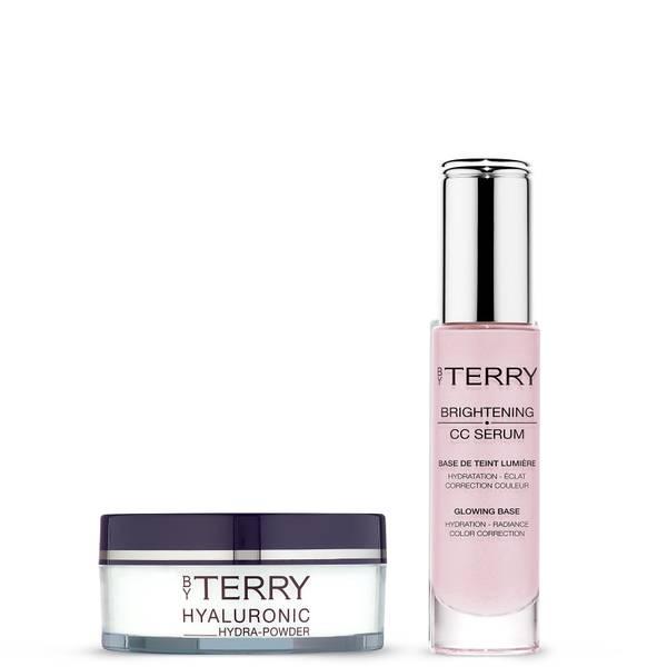 By Terry Hyaluronic Hydra-Powder and Cellularose CC Serum - No.2 Rose Elixir Bundle