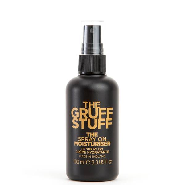 The Gruff Stuff The Spray On Moisturiser 100ml