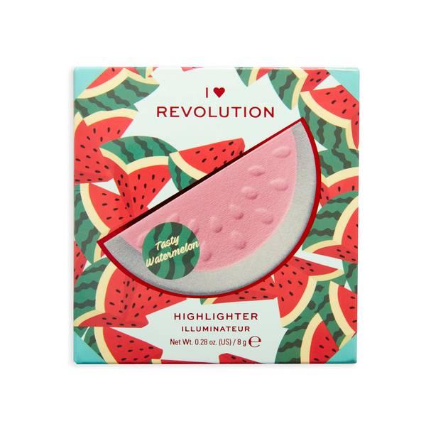 Revolution Beauty I Heart Revolution Tasty 3D Watermelon Highlighter