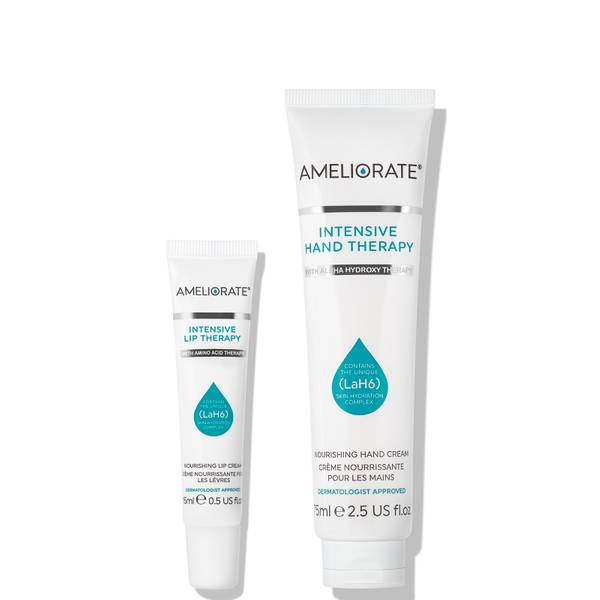 AMELIORATE Hydrating Lip & Hand Duo