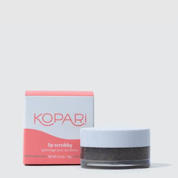 Exfoliating Lip Scrub with Volcanic Sand & Brown Sugar