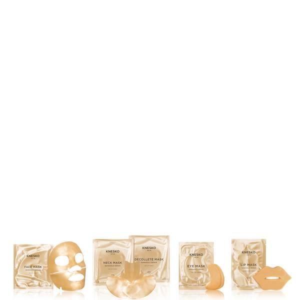 Knesko Skin Nanogold Repair Multi Masking Kit (Worth $185.00)