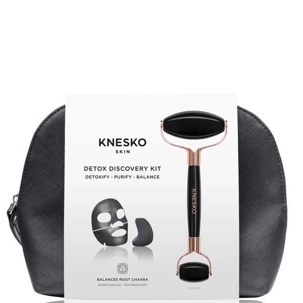 Knesko Skin Black Pearl Detox Discovery Kit (Worth $137.00)