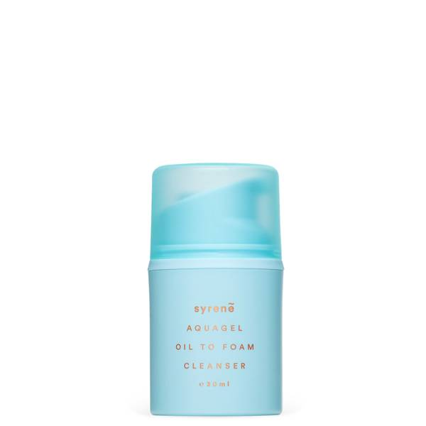 Syrene Aquagel Oil to Foam Cleanser Mini 30ml