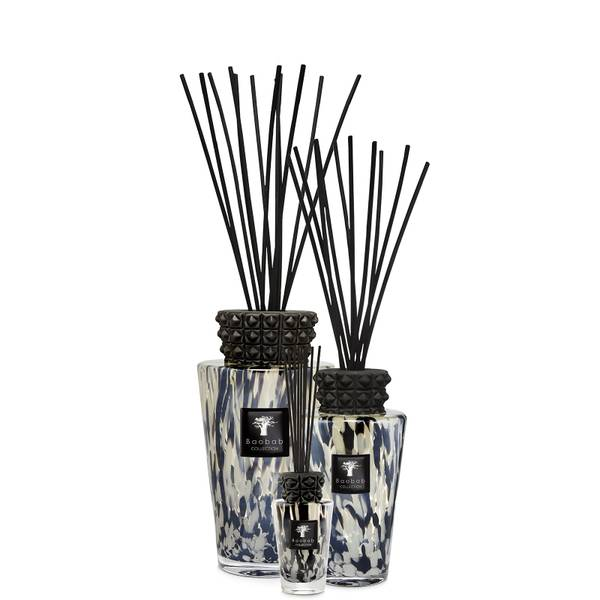 Baobab Collection Totem - Black Pearls Luxury Bottle Diffuser (Various Sizes)