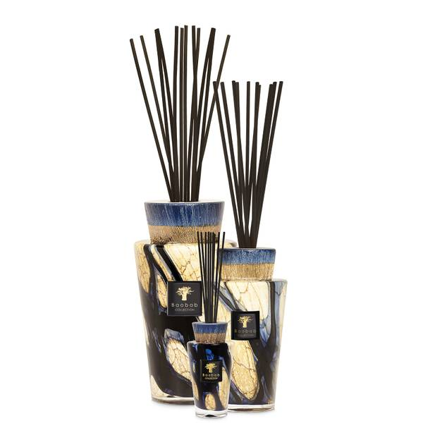 Baobab Collection Totem - Stones Lazuli Luxury Bottle Diffuser (Various Sizes)