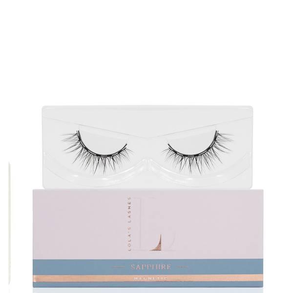 Lola's Lashes Sapphire Magnetic Eyelashes