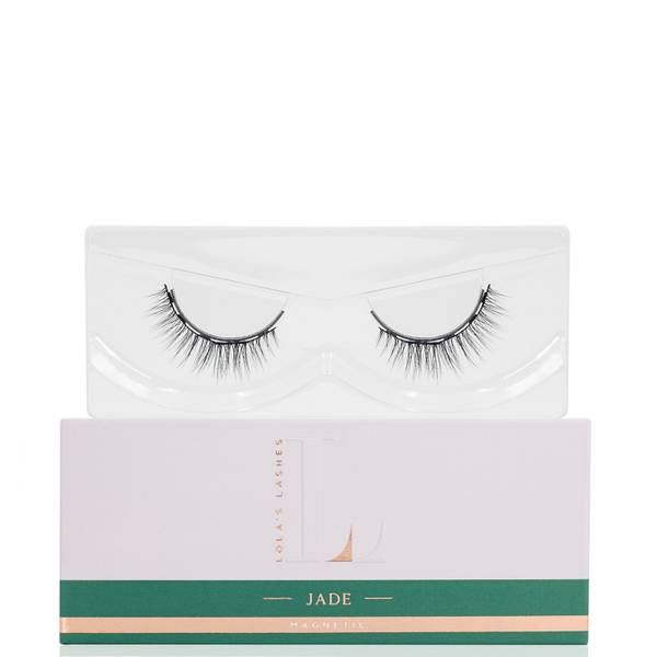 Lola's Lashes Jade Magnetic Eyelashes