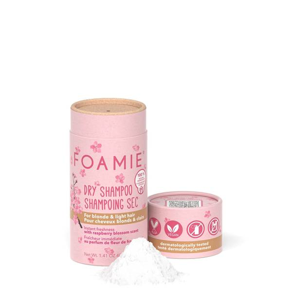 FOAMIE Dry Shampoo Berry Blonde for Blonde Hair 40g