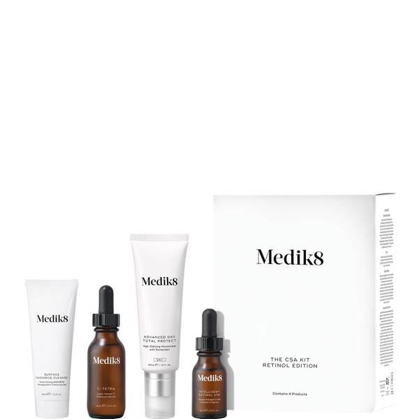 Medik8 The CSA Kit Retinol Edition (Worth $296.00)