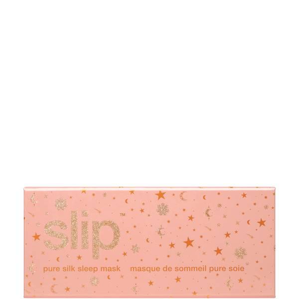 Slip Pure Silk Sleep Mask Holiday Edition - Pink