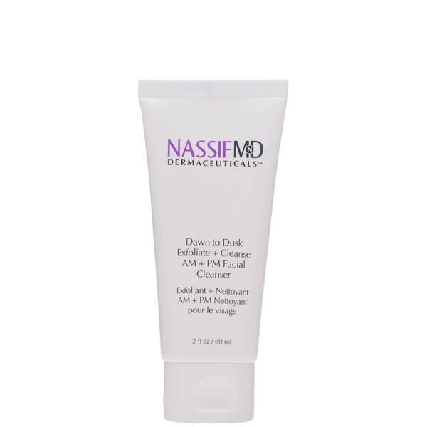 NassifMD Dermaceuticals Dawn to Dusk Exfoliating Cleanser 60ml